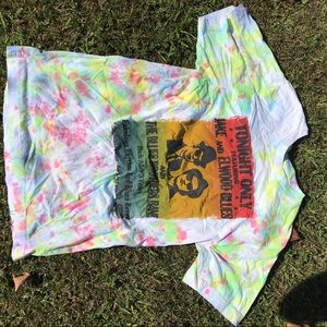 The blues brothers tie dye